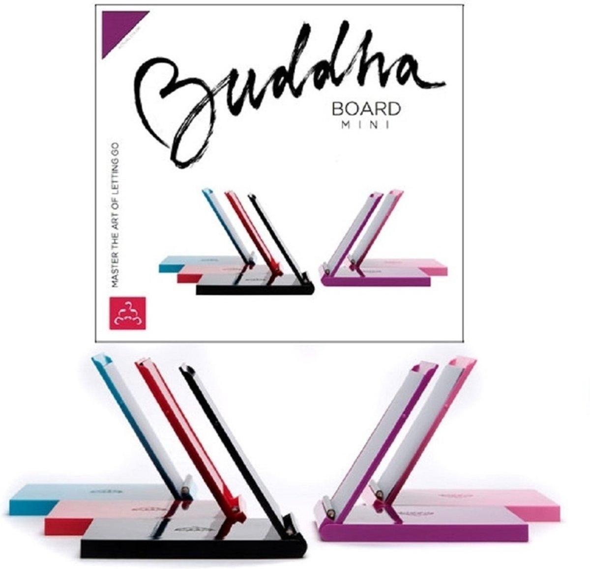Mini Buddha Board - gift Box Roze kopen