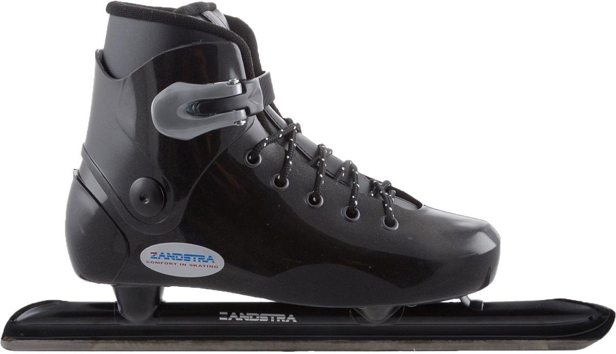 Zandstra Comfort 1 Noren - Schaatsen - Maat 38 - Zwart