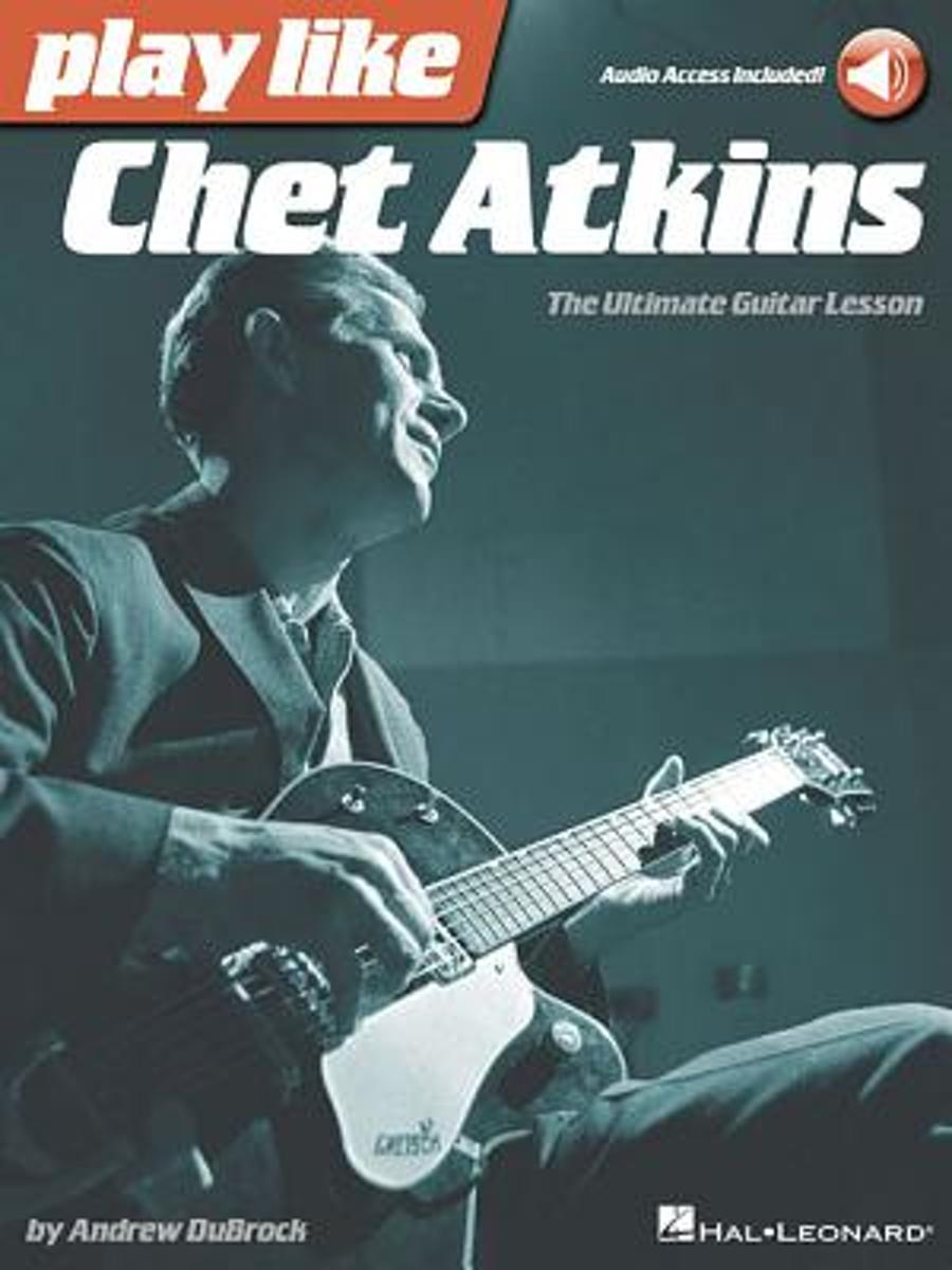 COMPLETE CHET ATKIN/'S GUITAR METHOD BOOK NEW