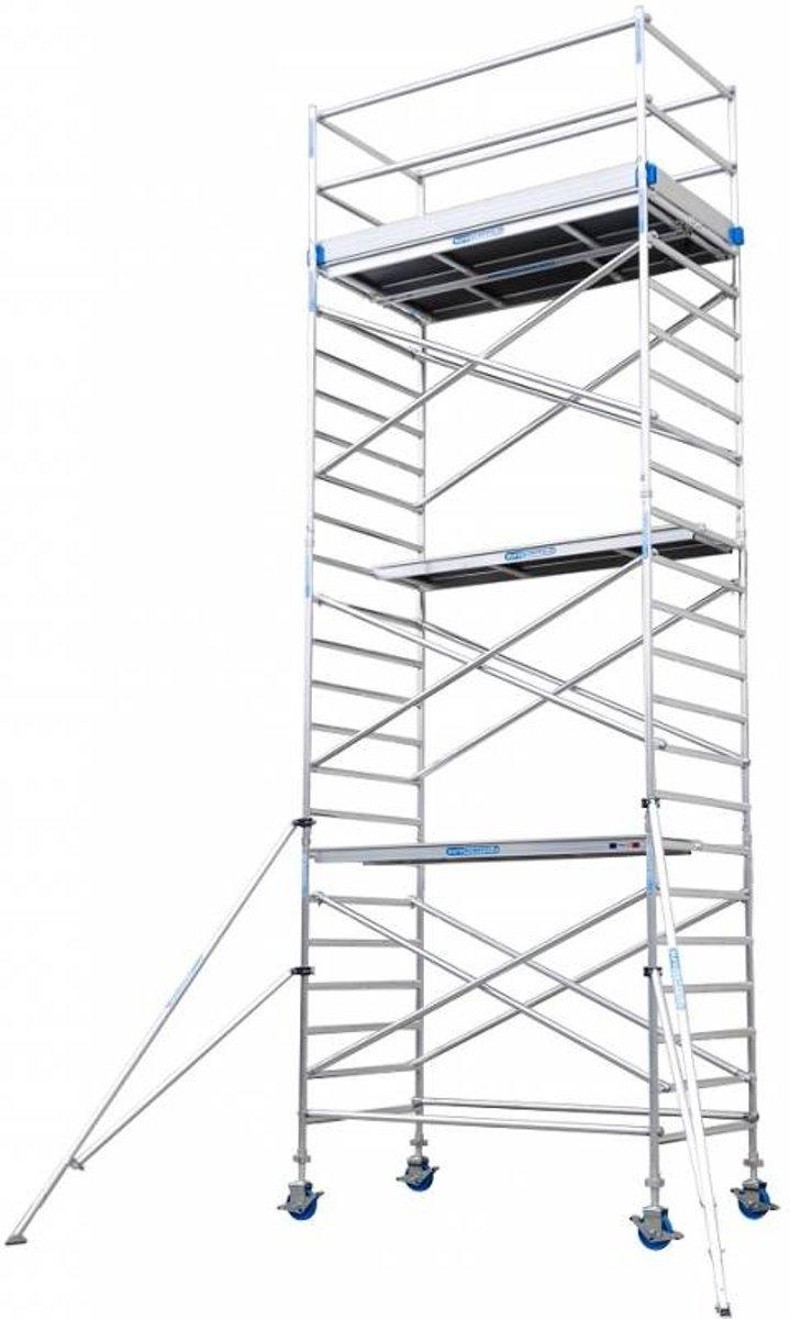 Rolsteiger 135 x 305 x 8,2 m werkhoogte vario voorloopleuning kopen