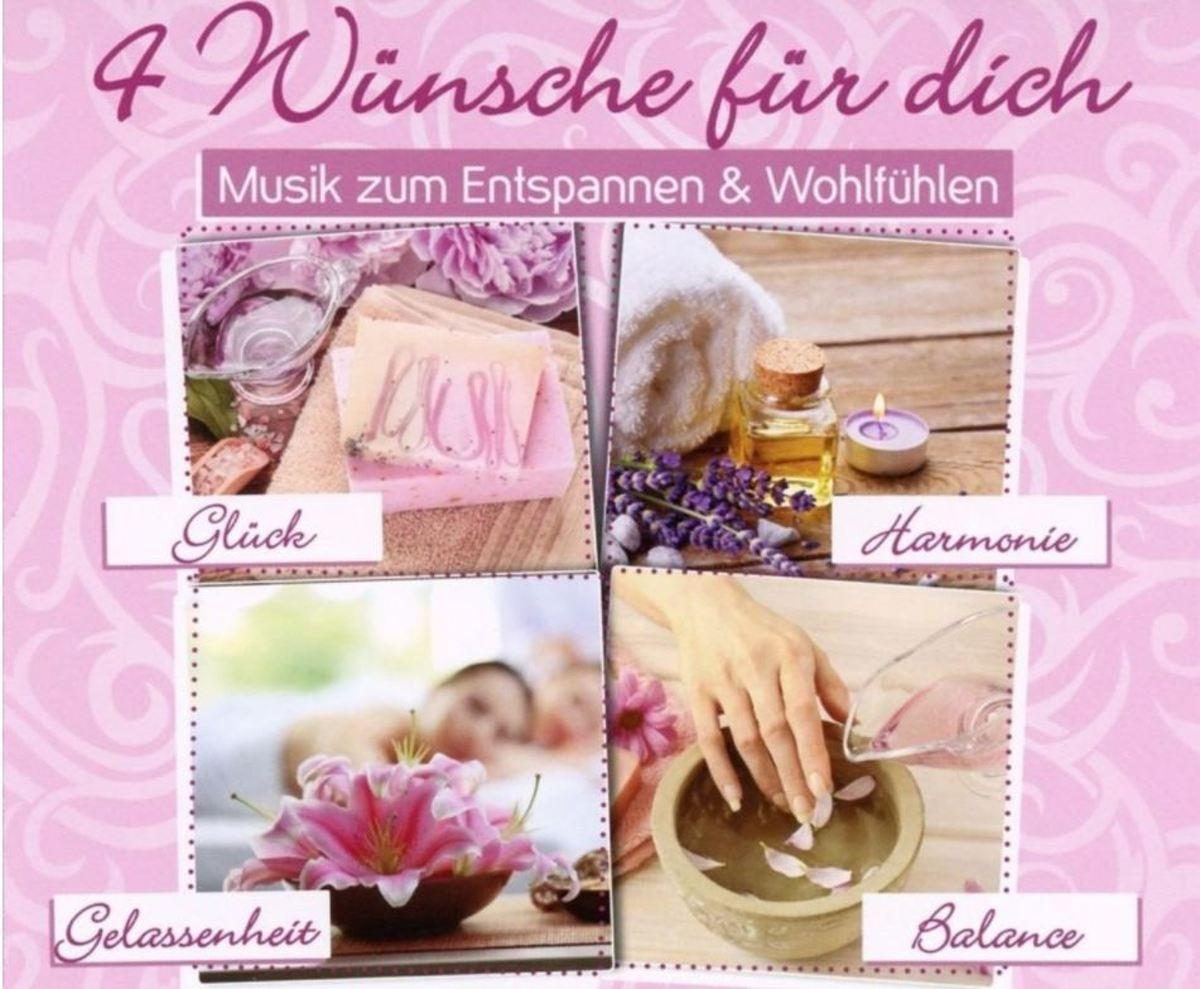 4 Wunsche Fur Dich (4Cd) kopen