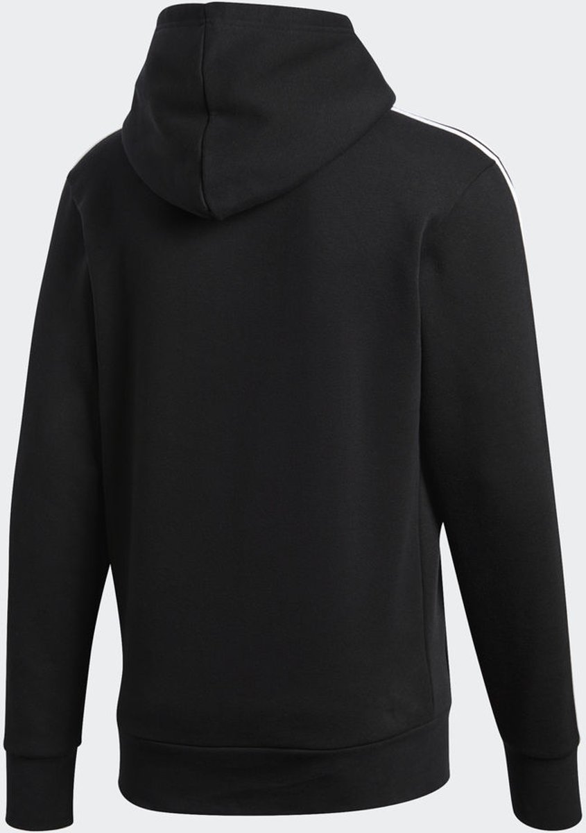 adidas Essentials 3Stripes PO B Vest Heren BlackWhite