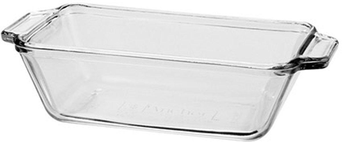Anchor Hocking Ovenschaal Oven Basics glas - 1,5 liter - rechthoekig kopen