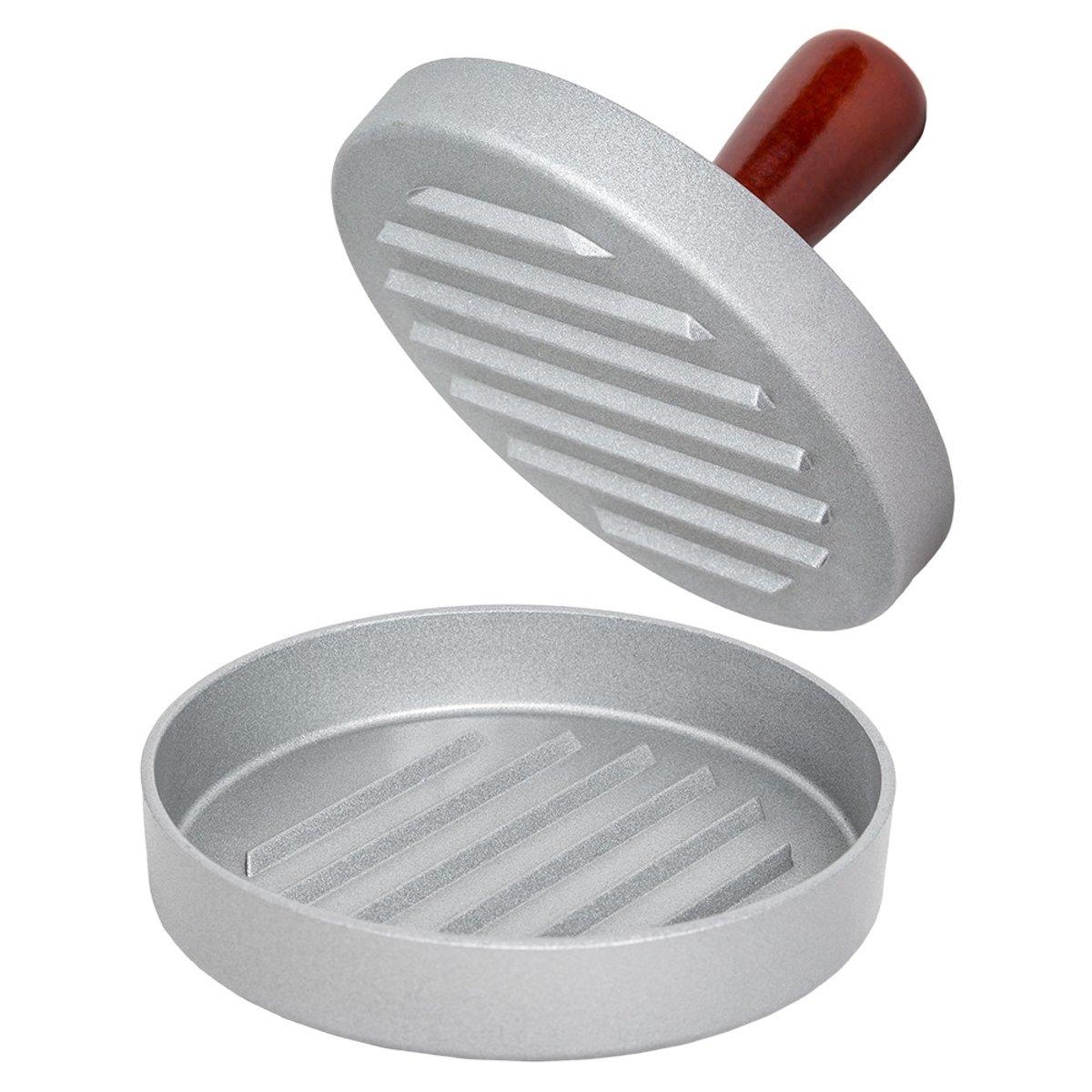 Tectake Hamburgerpers - BBQ Grill kopen