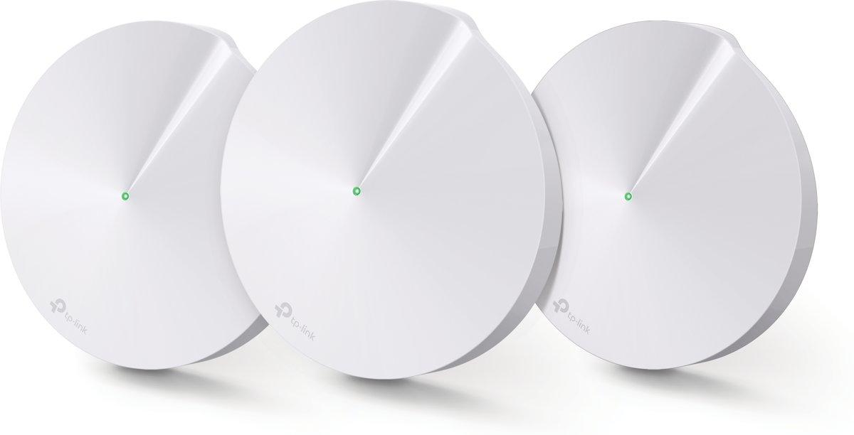 TP-Link Deco M5 - Multiroom Wifi Systeem - Triple Pack kopen