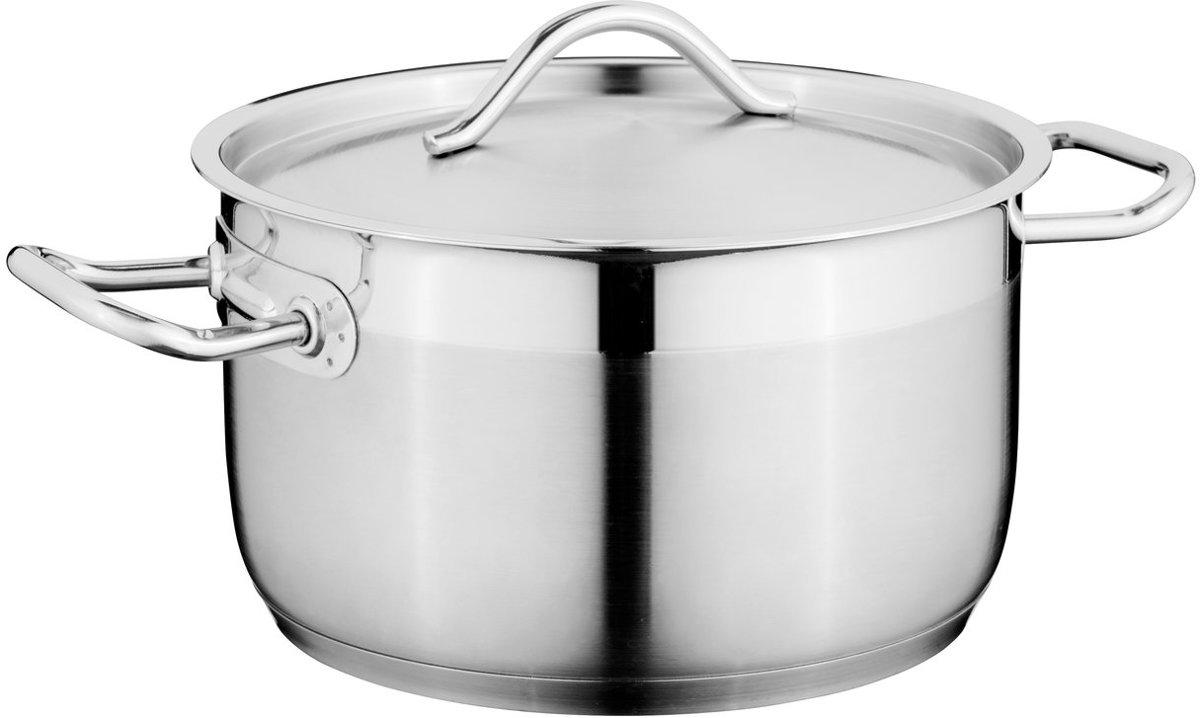 BergHOFF Essentials Kookpan incl. deksel - RVS - Ø 20 cm kopen