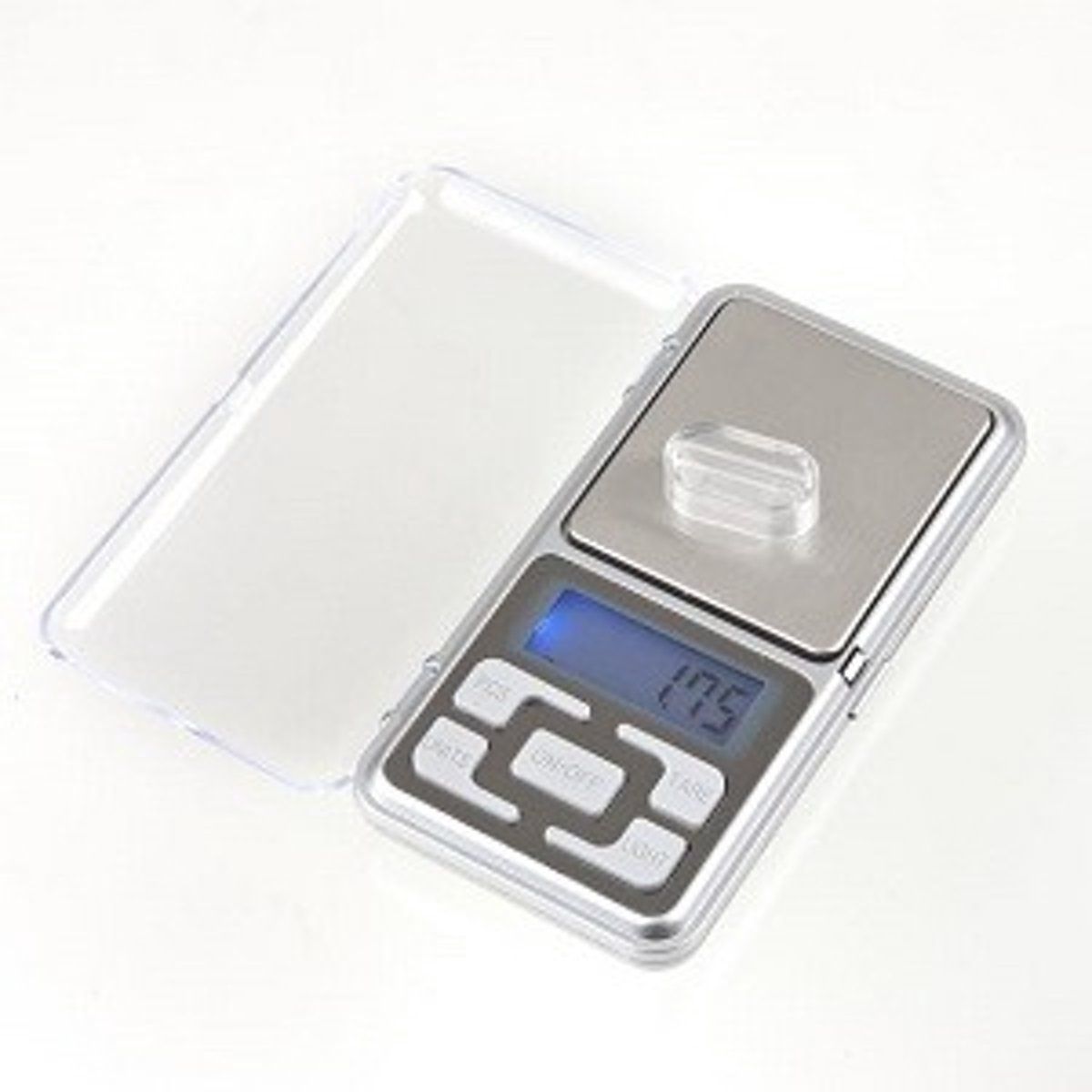 Mini precisie weegschaal  200gr- 0.01gr