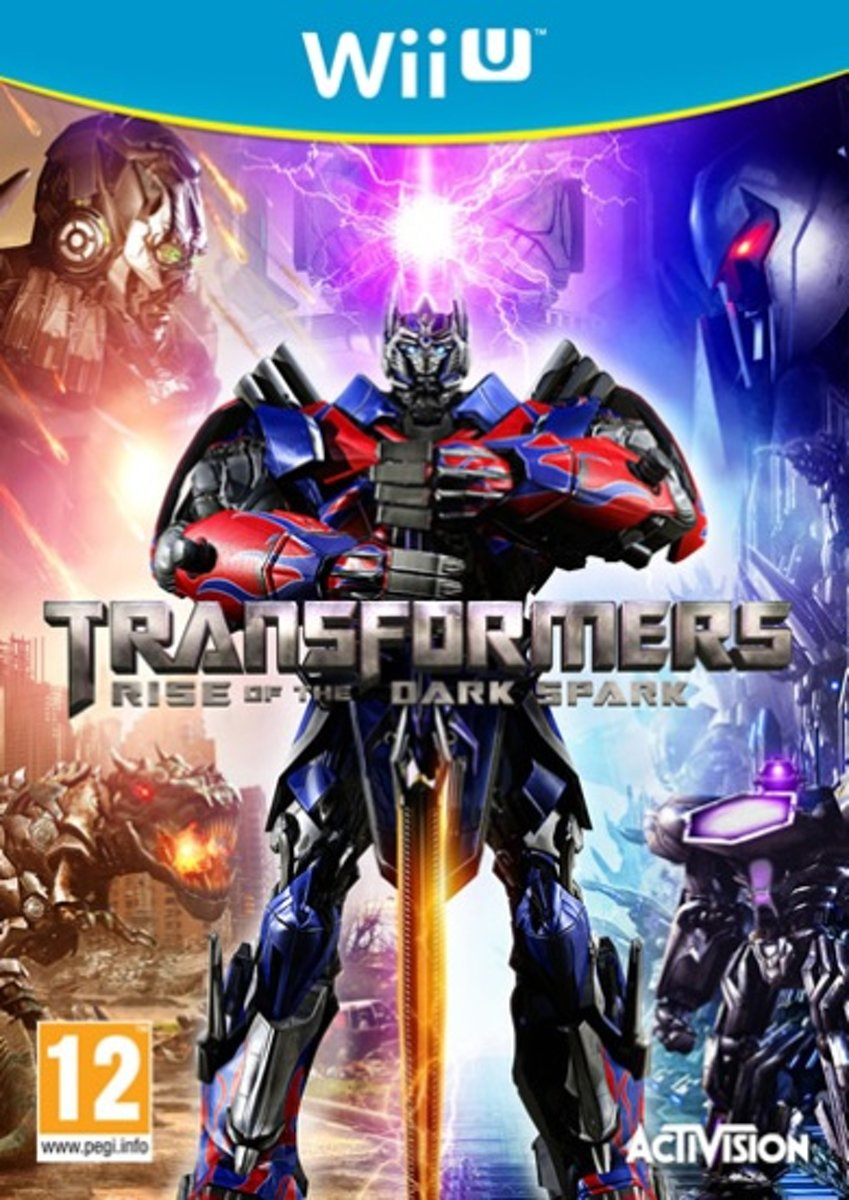 Transformers: Rise Of The Dark Spark kopen