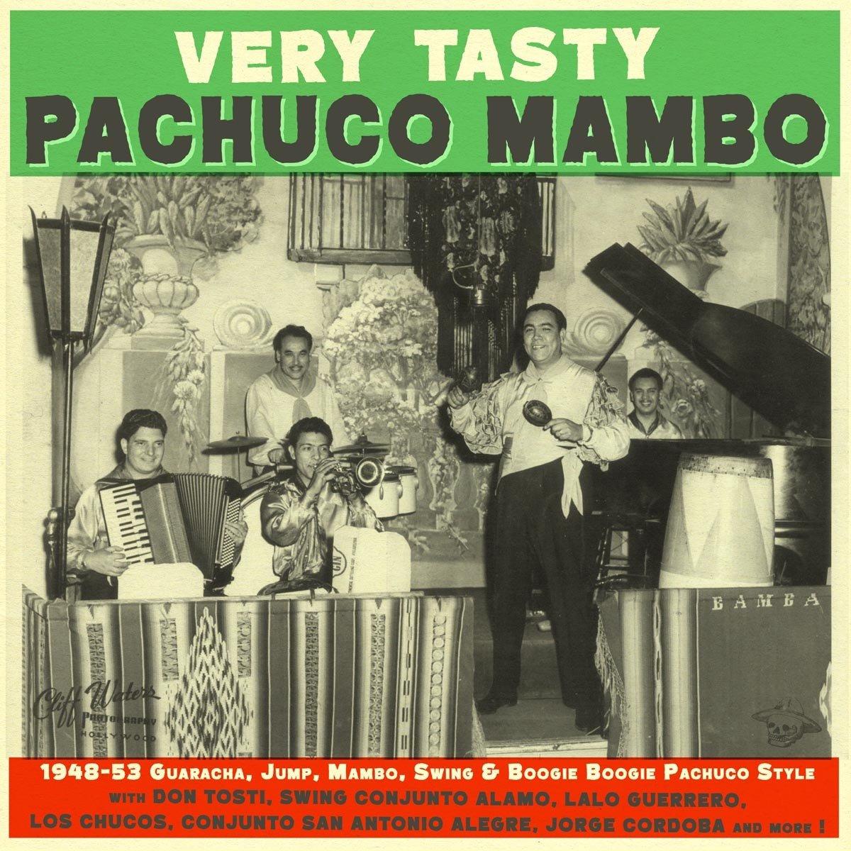 Very Tasty Pachuco Mambo kopen