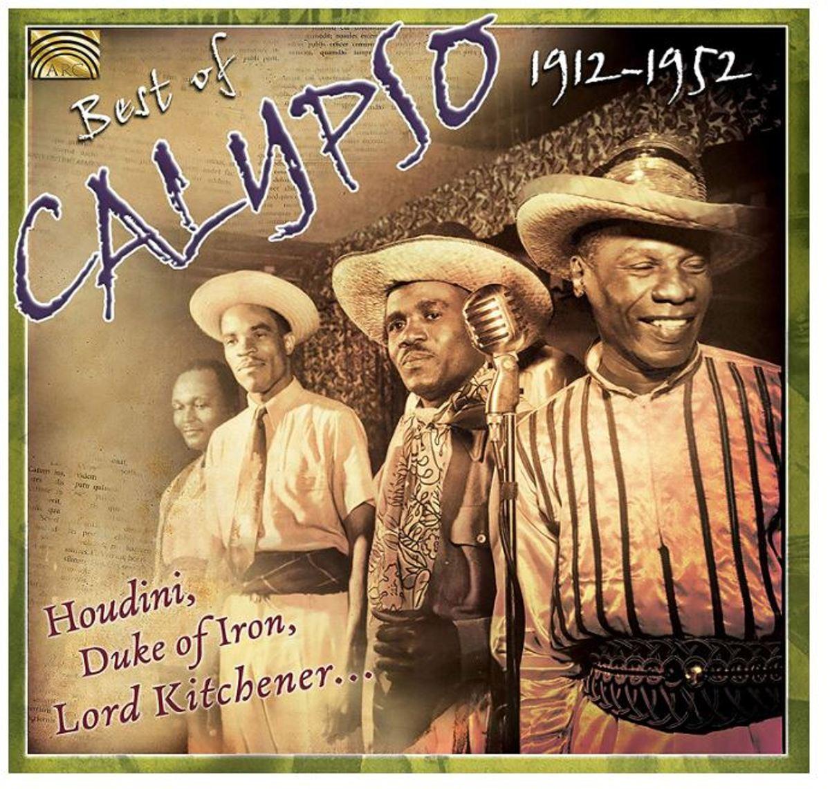Best Of Calypso 1912-1952 kopen