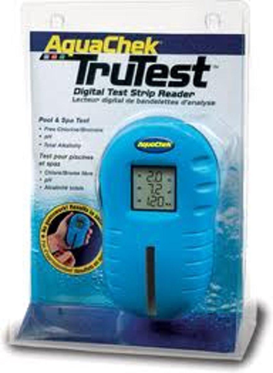 Aqua Check Trutest - Zwembadwater - Zwembad - Meten - Waterparameter - Testset - Trutest