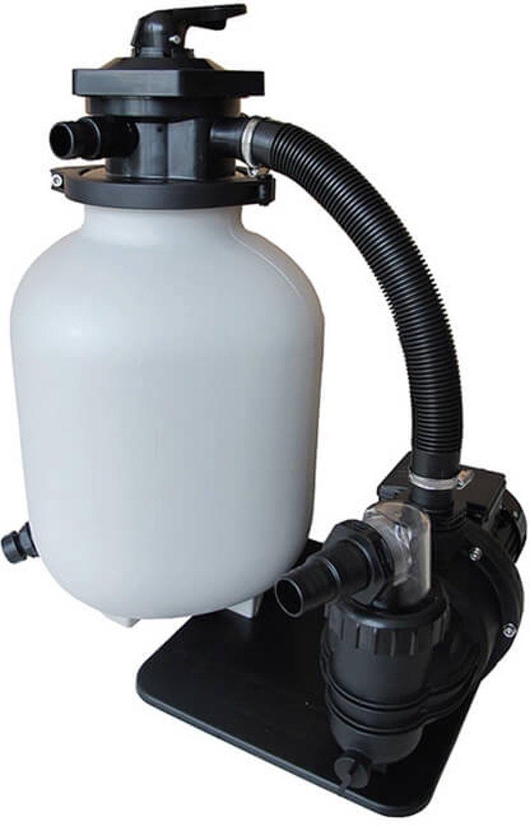 Aquaforte SQ-300 Squaretank Zandfilterset