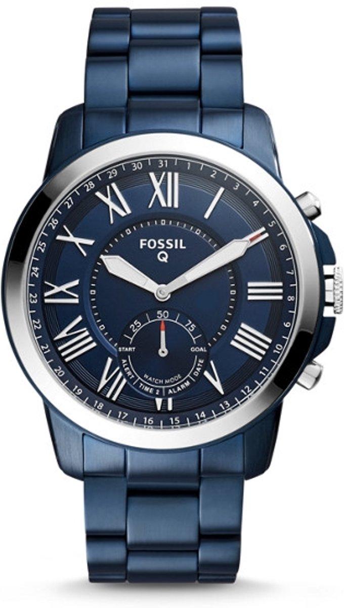 Fossil Q Grant Hybrid FTW1140 Analoog Quartz horloge Herenhorloge voor €99,65