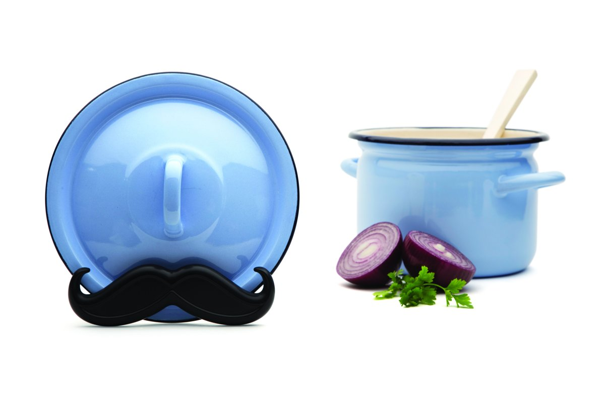 Mario Moustache - Dekselhouder kopen