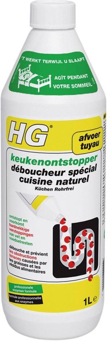 HG ontstopper keuken afvoeren 1 L kopen