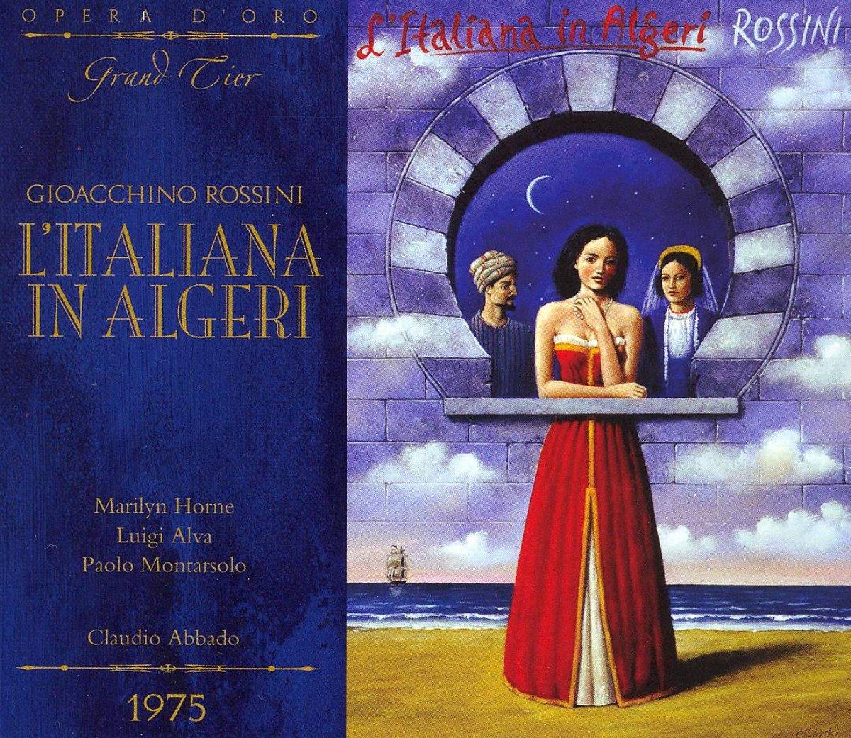 L'Italiana In Algeri (Milan, 1975) kopen