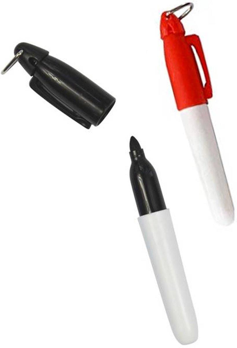 Golfbal marker pen - 2 stuks kopen