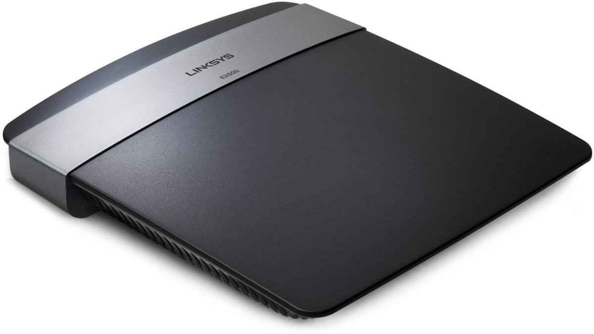 Linksys E2500 - Router