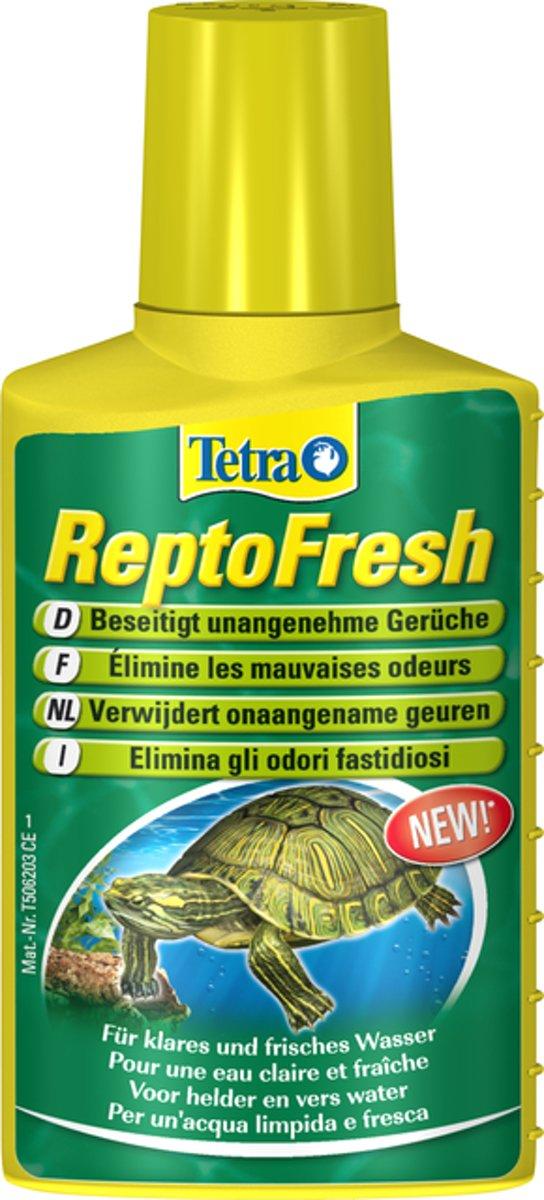Tetra Reptofresh voor helder water tegen geuren 100ml