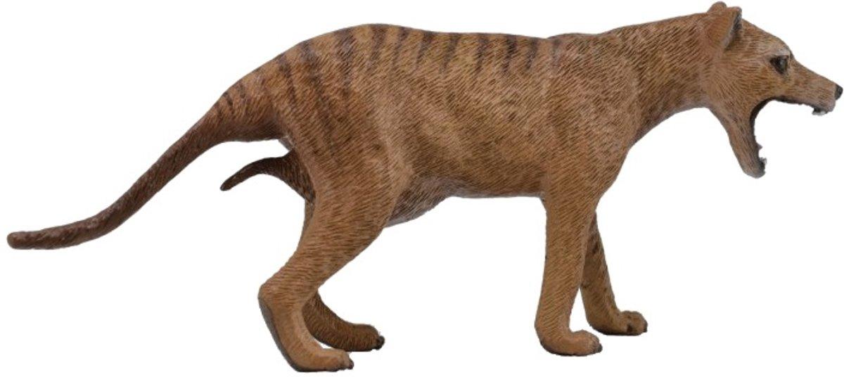 Collecta Tasmaanse Buidelwolf 11,6 X 4,8 Cm Bruin kopen