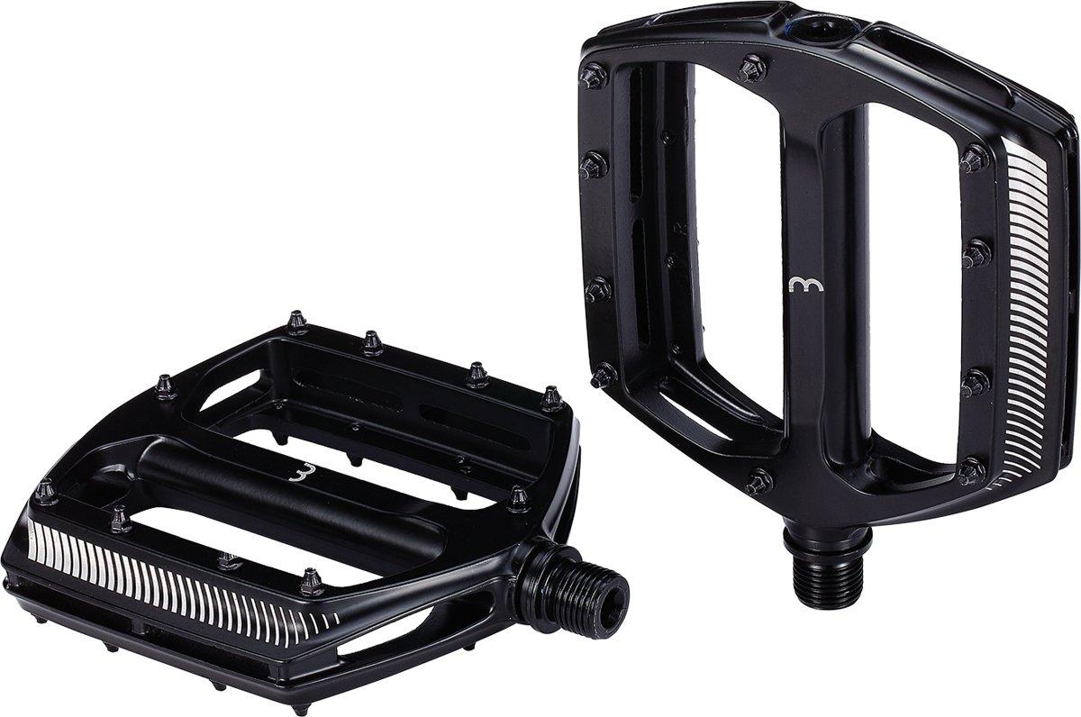 BBB BPD-36 CoolRide Pedalen - MTB - Anti-Slip pinnen - Zwart kopen