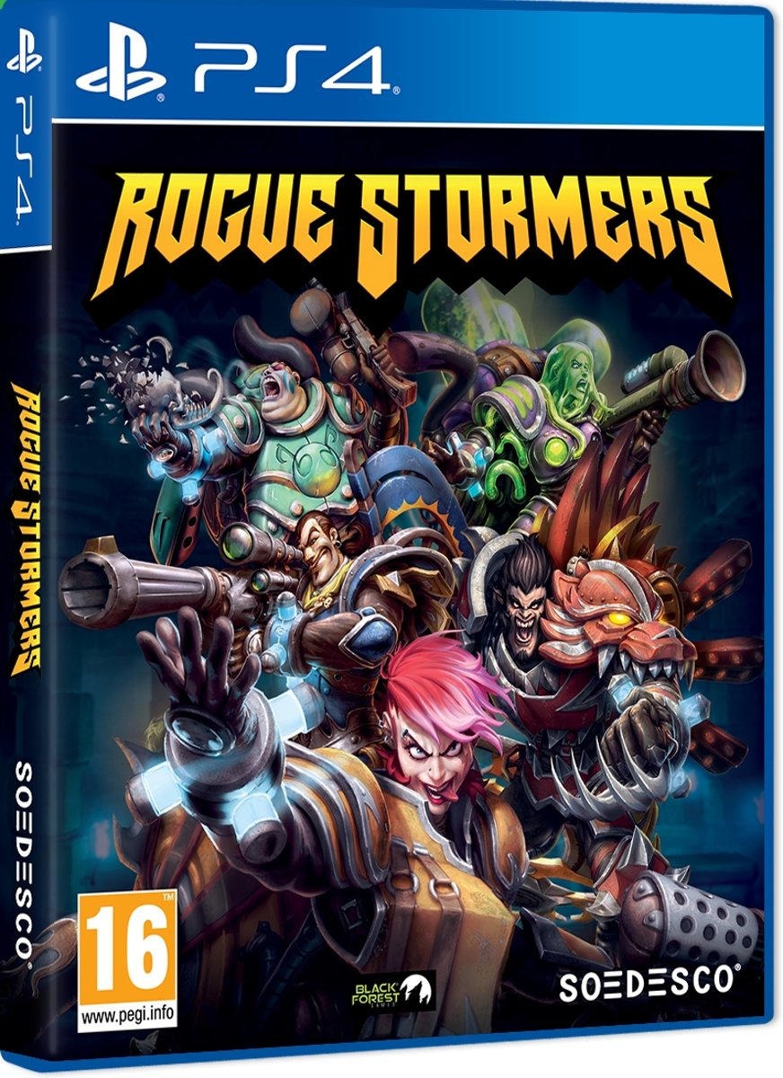 Rogue Stormers PlayStation 4