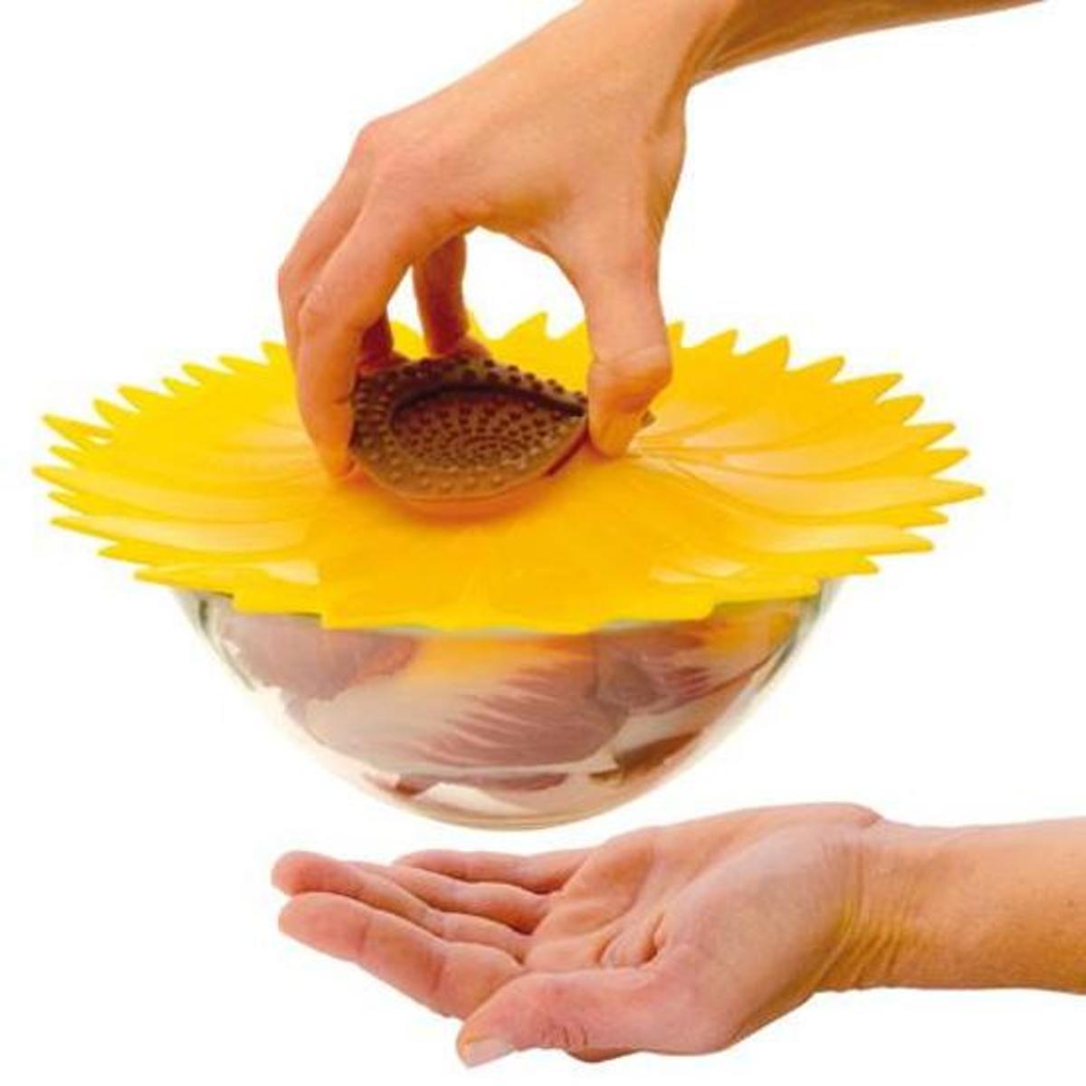 Charles Viancin Deksel Sunflower 15 cm kopen