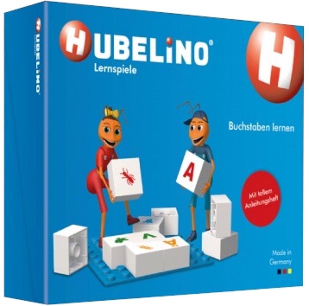 Hubelino Letters Leren kopen