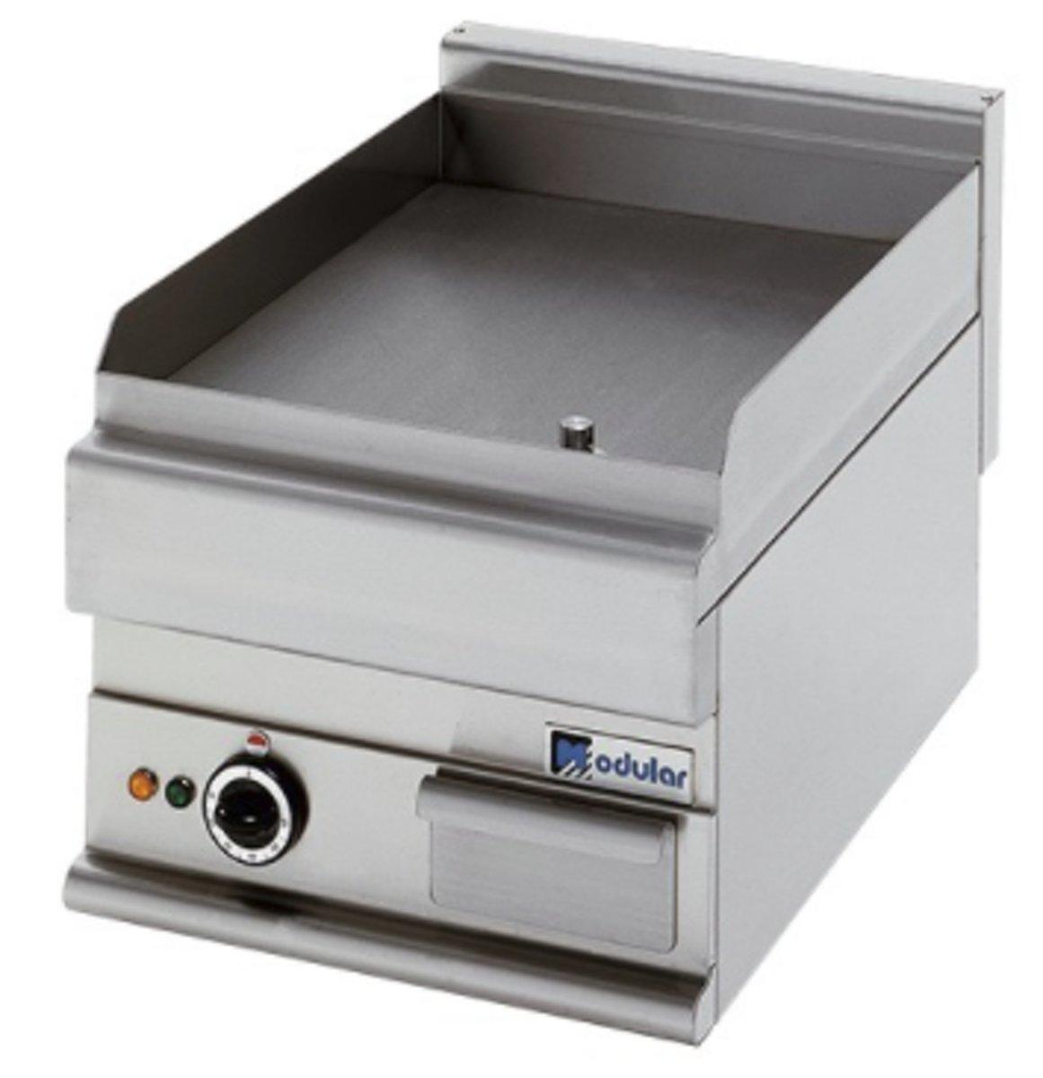 Modular 650 elektrische bakplaat met een vlakke plaat kopen