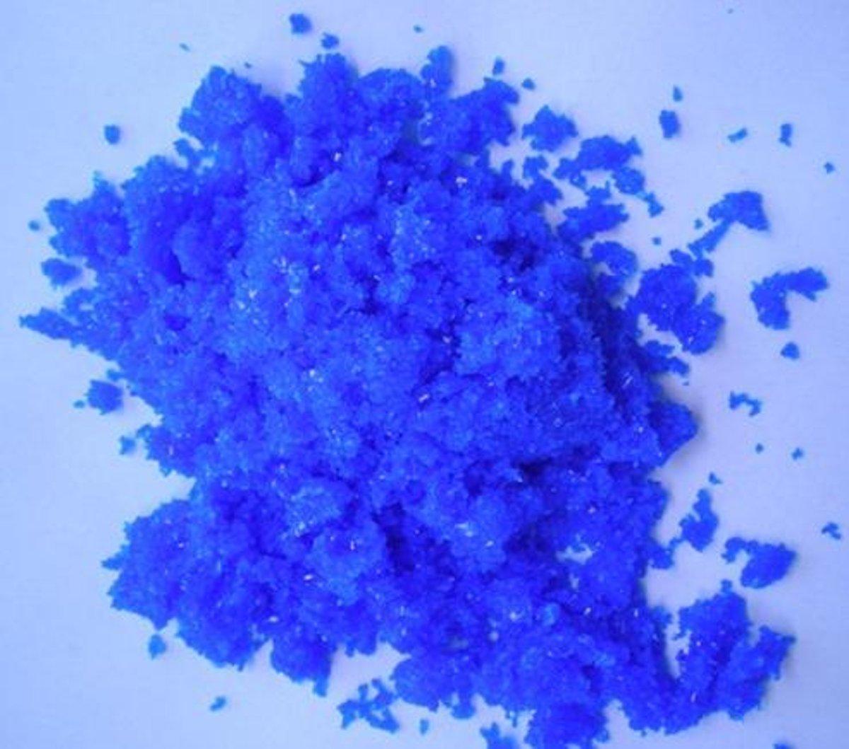 Afbeelding van product Koper(II)Nitraat, Kopernitraat 100gr verpakking