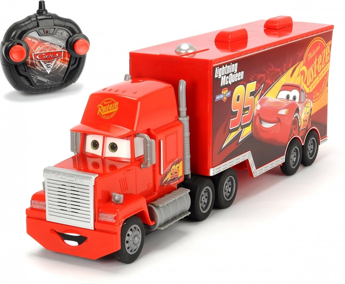 Cars 3 - RC Mack Truck Turbo (46cm)