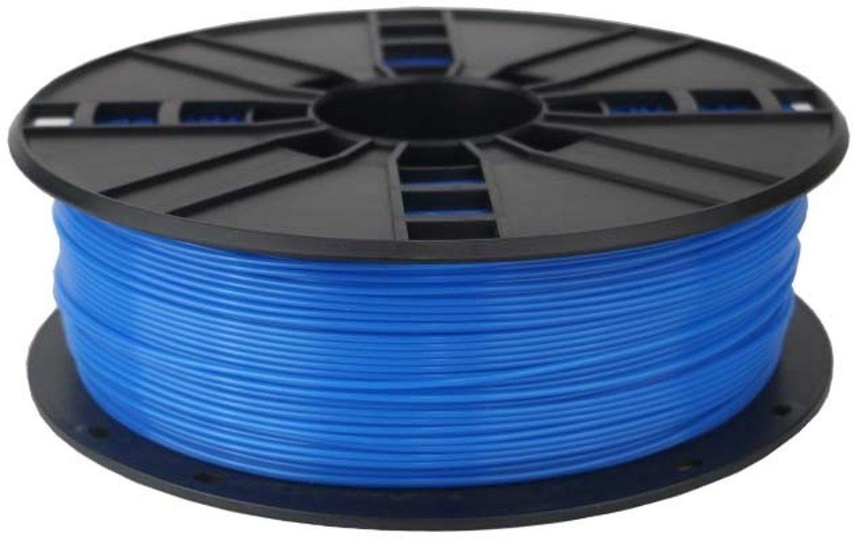 Gembird3 3DP-ABS1.75-01-FB - Filament ABS, 1.75 mm, fluor blauw kopen