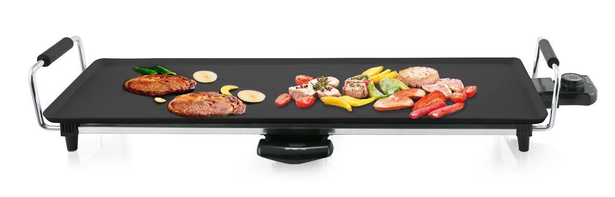 Teppanyaki grill zwart TG-106750 Emerio kopen