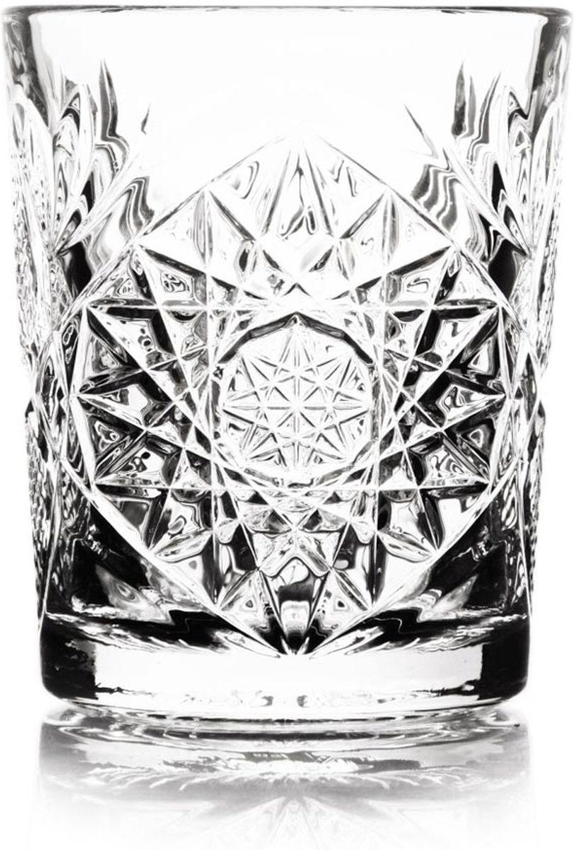 Libbey Hobstar tumblerglazen / set van 6 glazen / 35,5 cl kopen