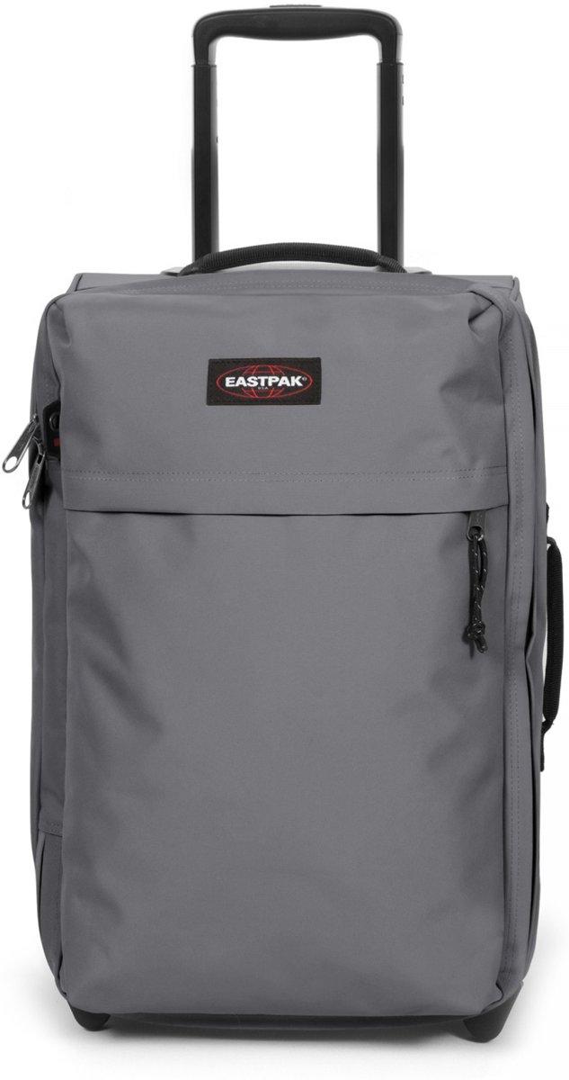 Eastpak Traf'Ik Light S Handbagagekoffer - Woven Grey kopen