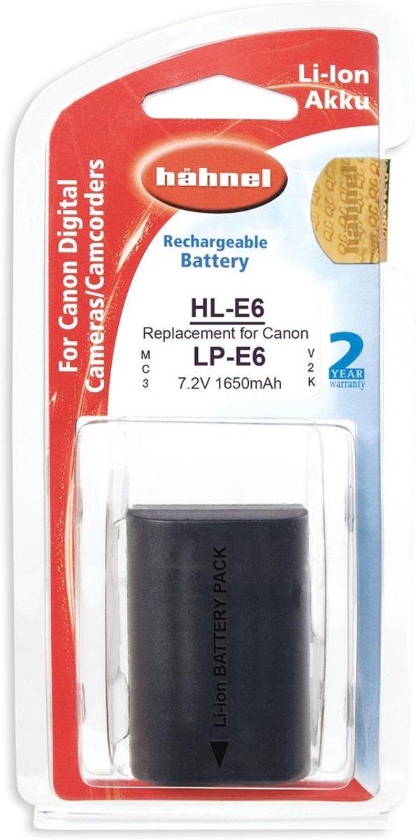 HAHNEL HL-E6 Canon kopen