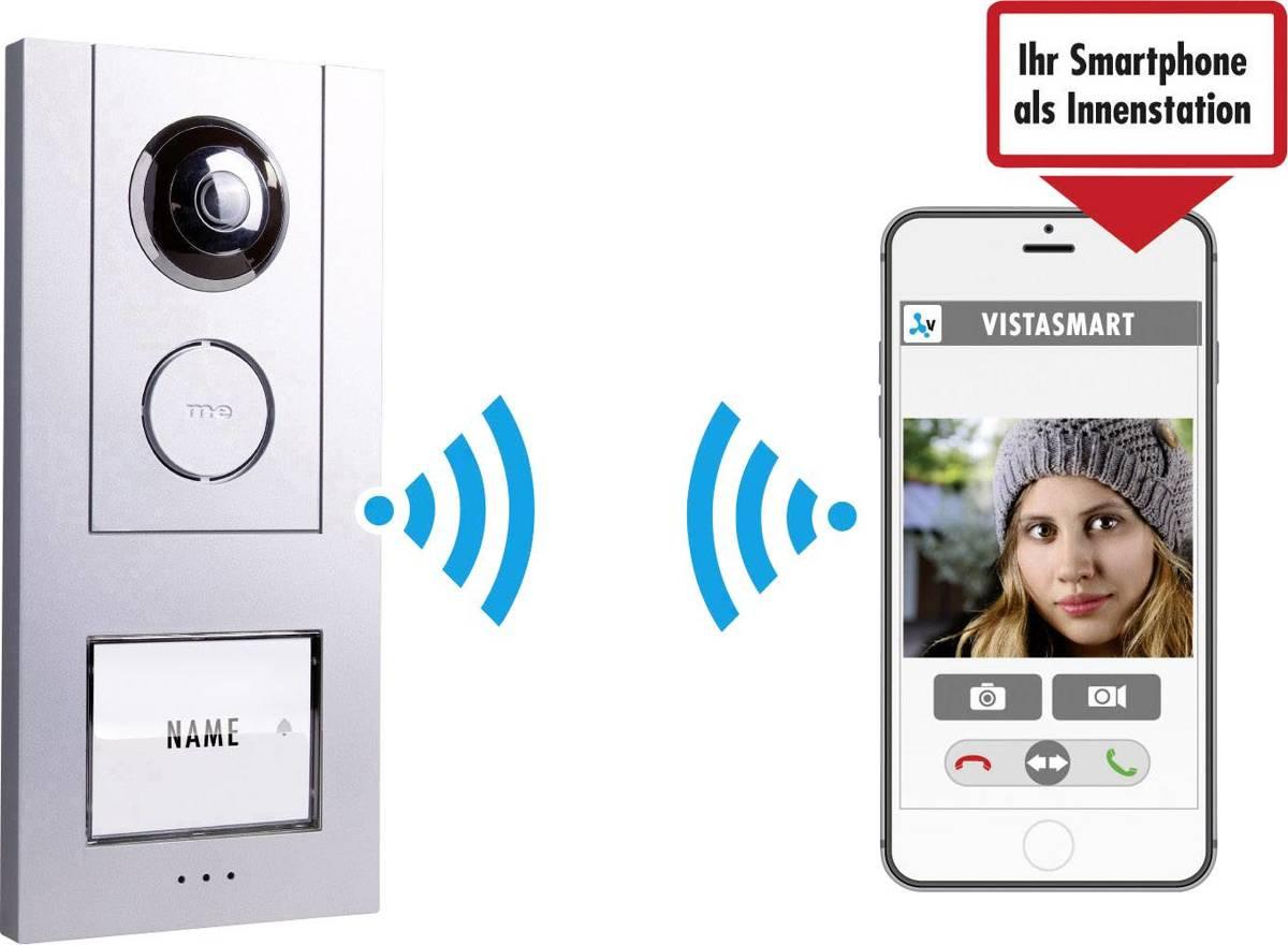 m-e VS-10 Wi-Fi deurbel met camera kopen