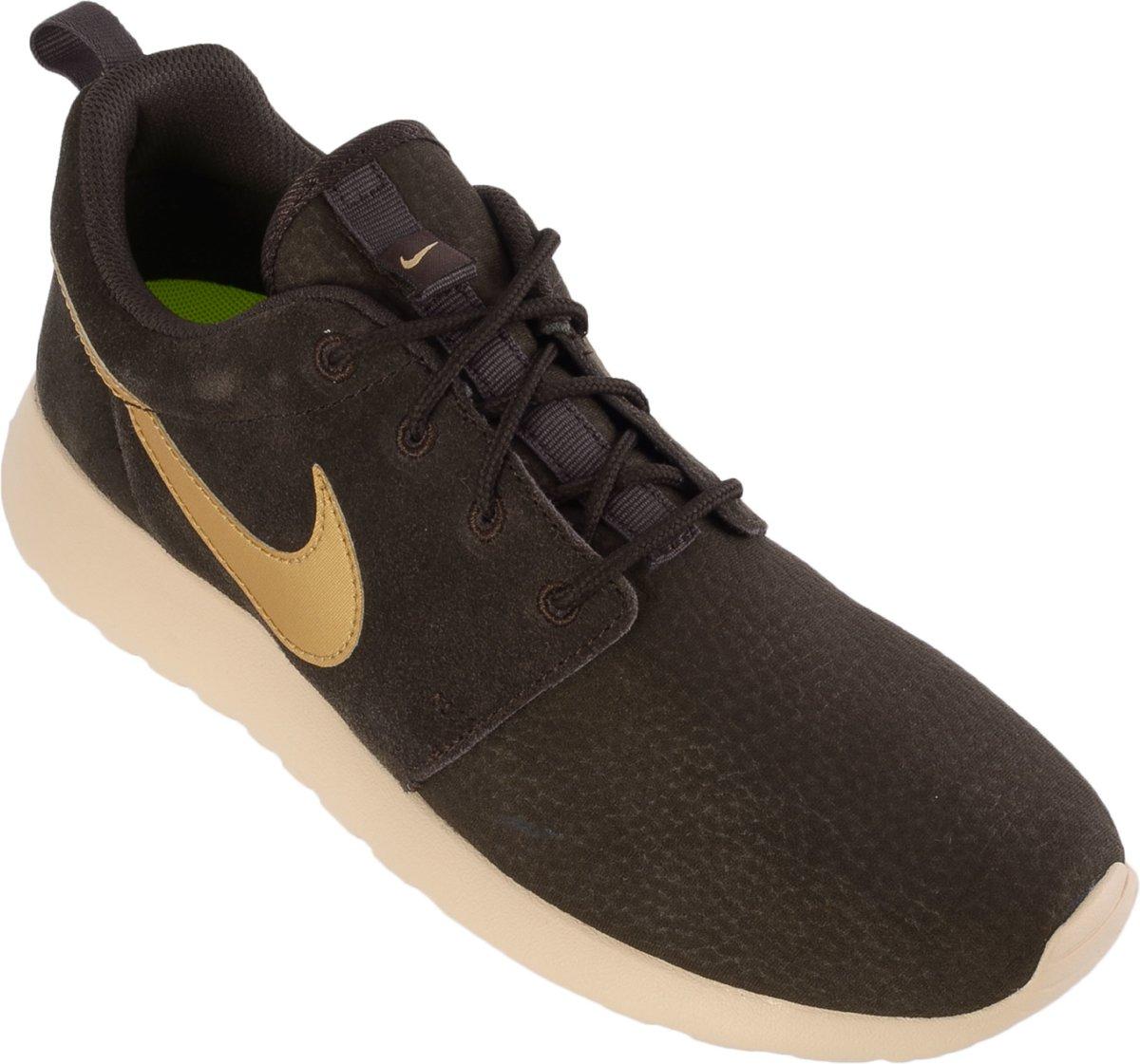 official photos e74b2 f5c15 bol.com  Nike Rosherun - Sneakers - Mannen - Maat 44 - Bruin