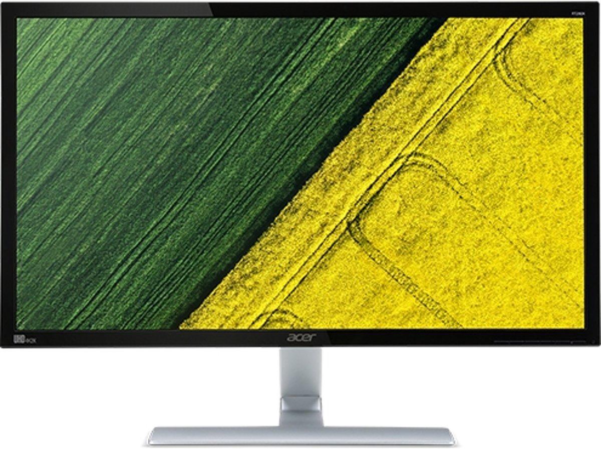 Acer RT280Kbmjdpx - zilver- Monitor voor €283,68