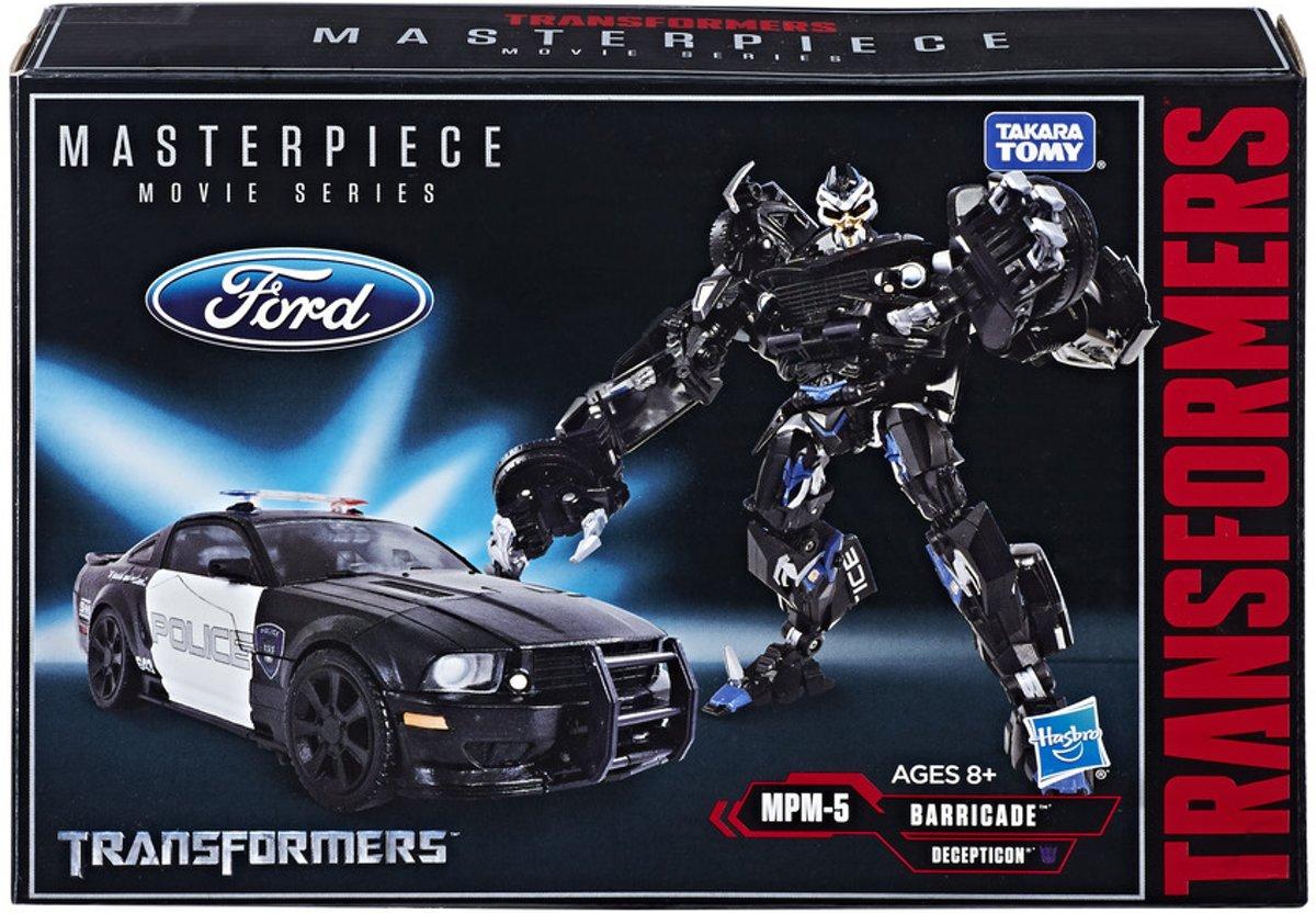 Transformers Masterpiece Decepticon Barricade MPM-5 - Collectors item kopen