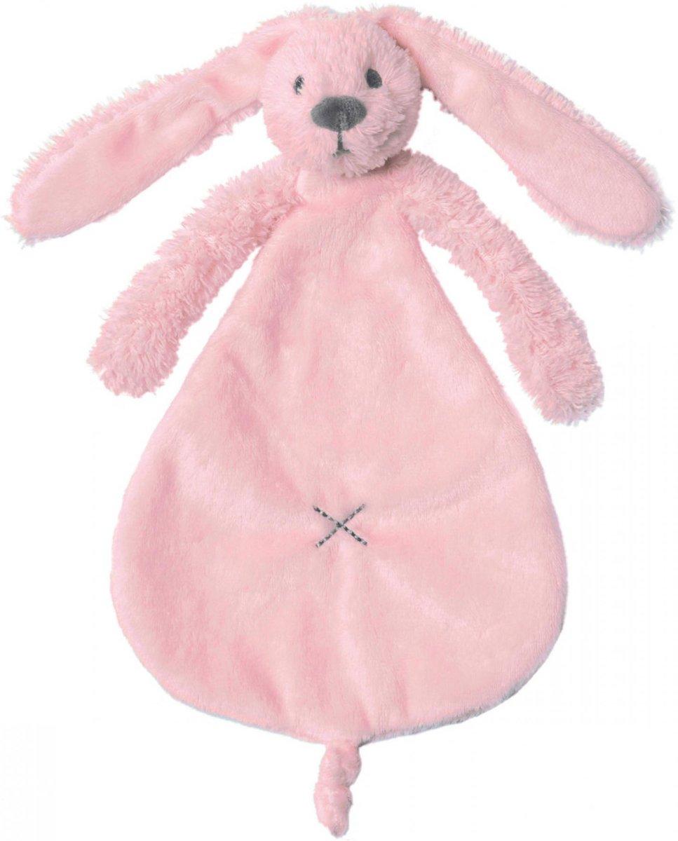 Happy Horse Konijn Rabbit Richie knuffeldoekje  -  Maat Eén