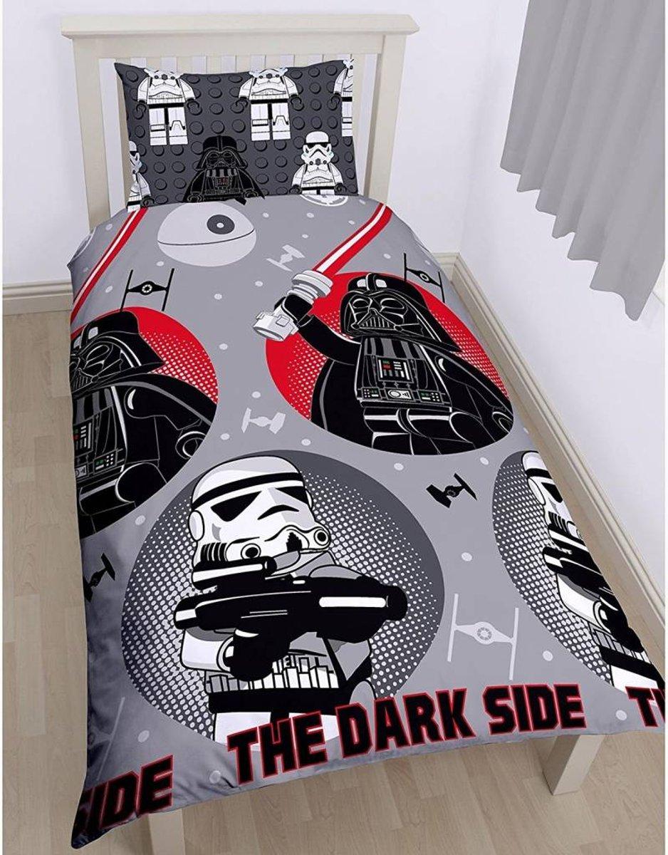 Star Wars Villains - Dekbedovertrek - 135 x 200 cm - Multi kopen