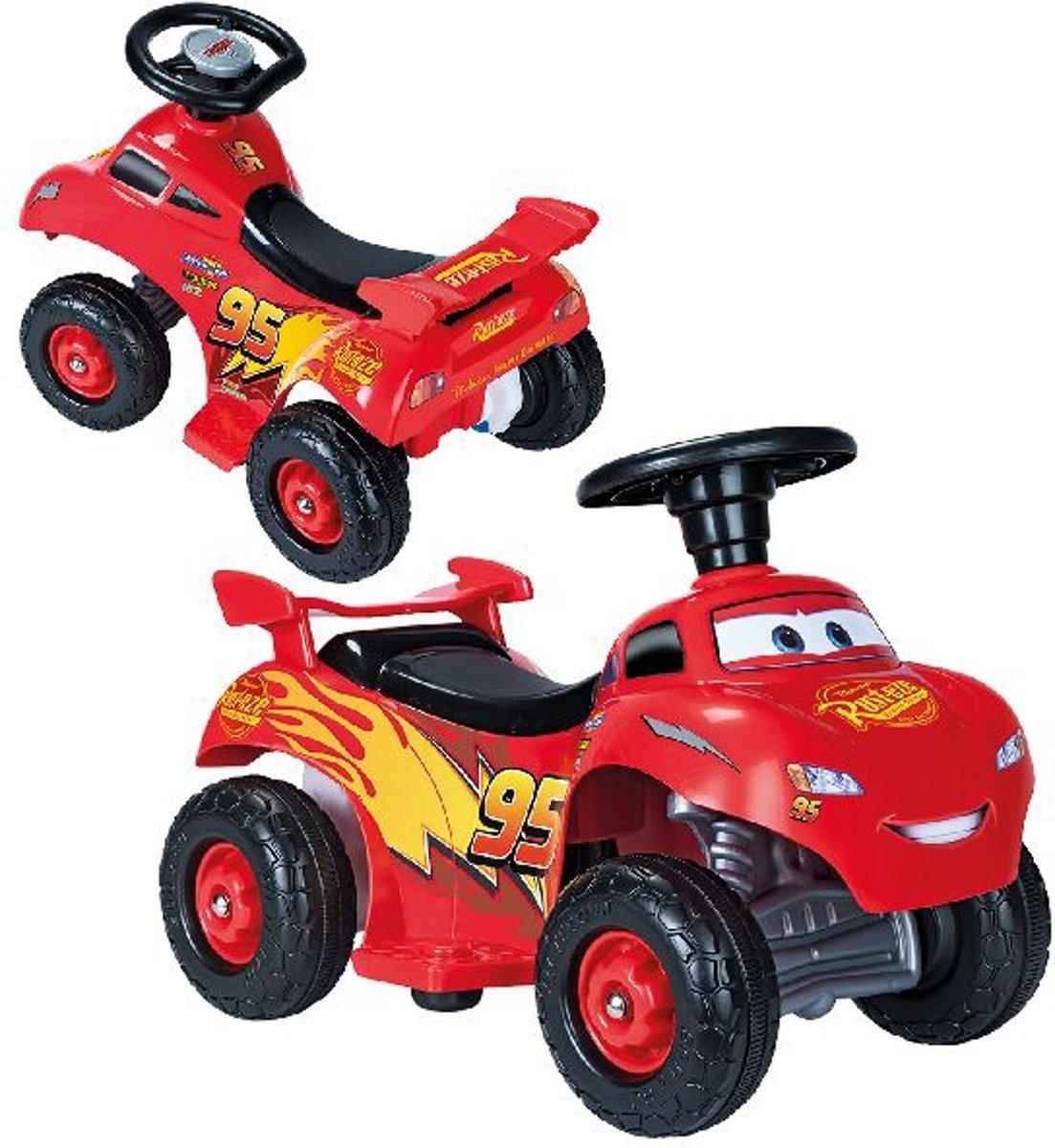 Feber Cars 3 McQueen Quad 6v