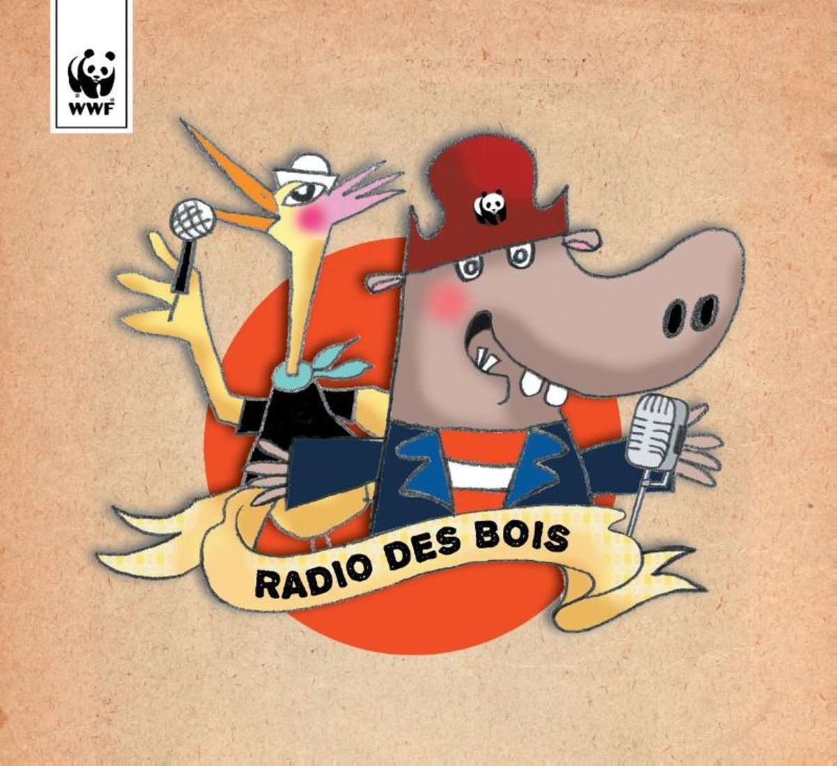 Various Artists - Wwf Radio Des Bois (Radio Oorwoud) kopen