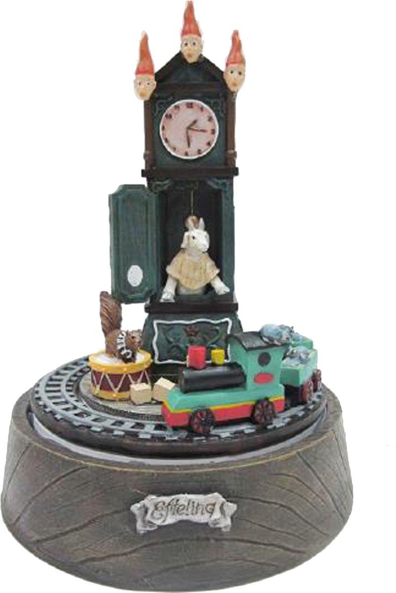 Efteling Luville Miniaturen geitje in de klok kopen
