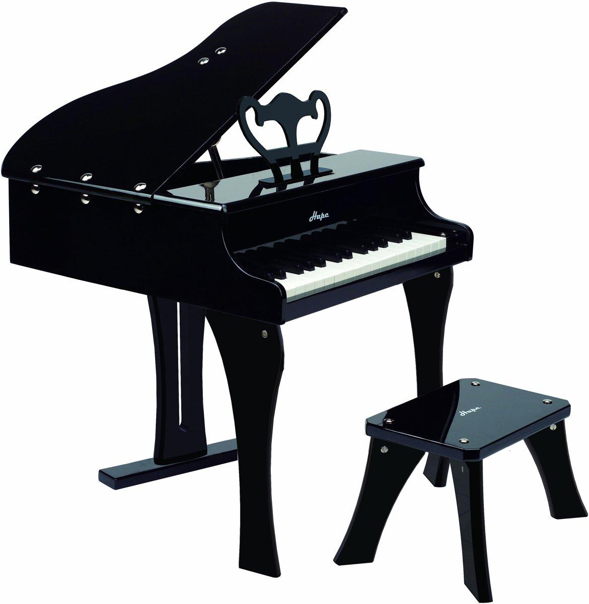 Hape Zwarte Kinderpiano kopen