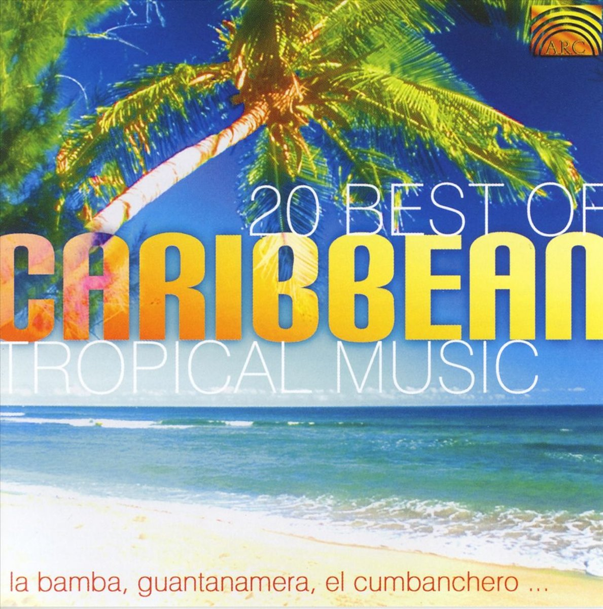 20 Best Of Caribbean Tropical Music kopen