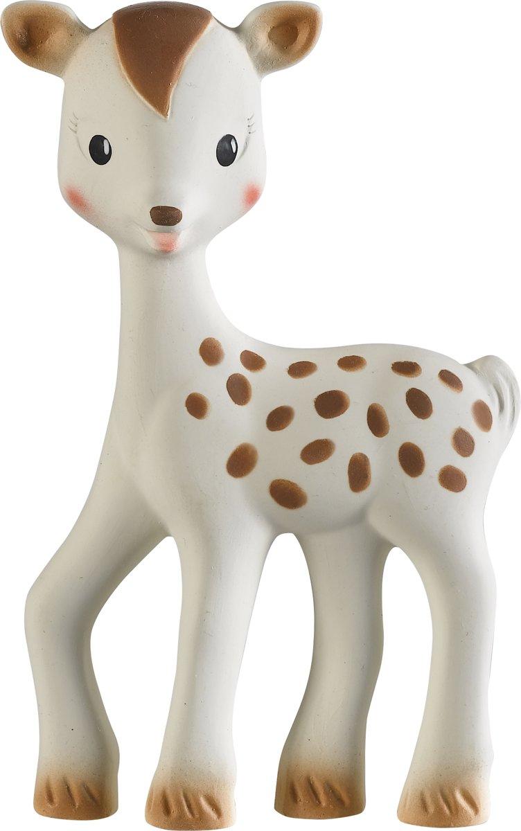 Sophie de Giraf - Fan Fan het hertje - bijtspeeltje - in geschenkdoos