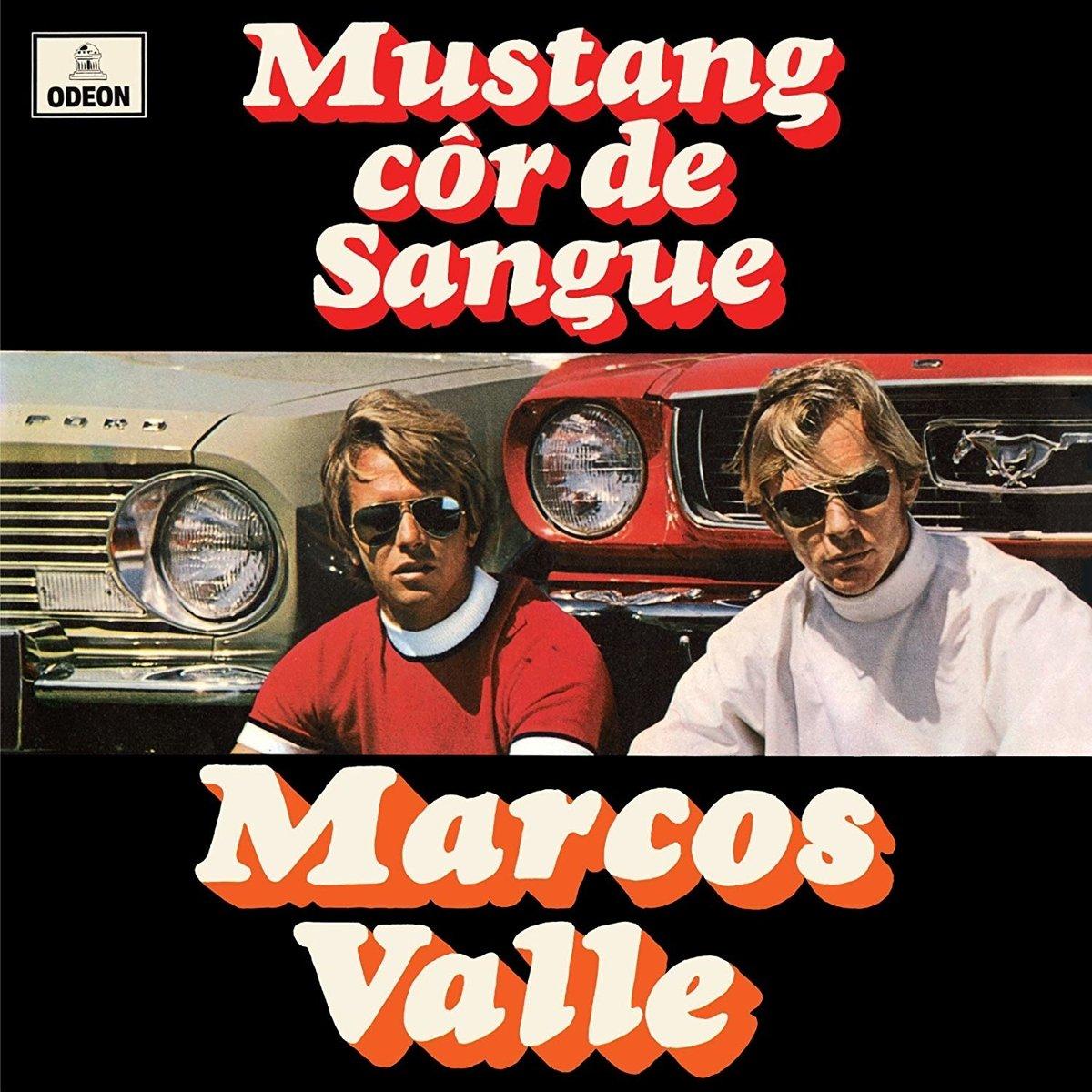 Mustang Cor De Sangue kopen