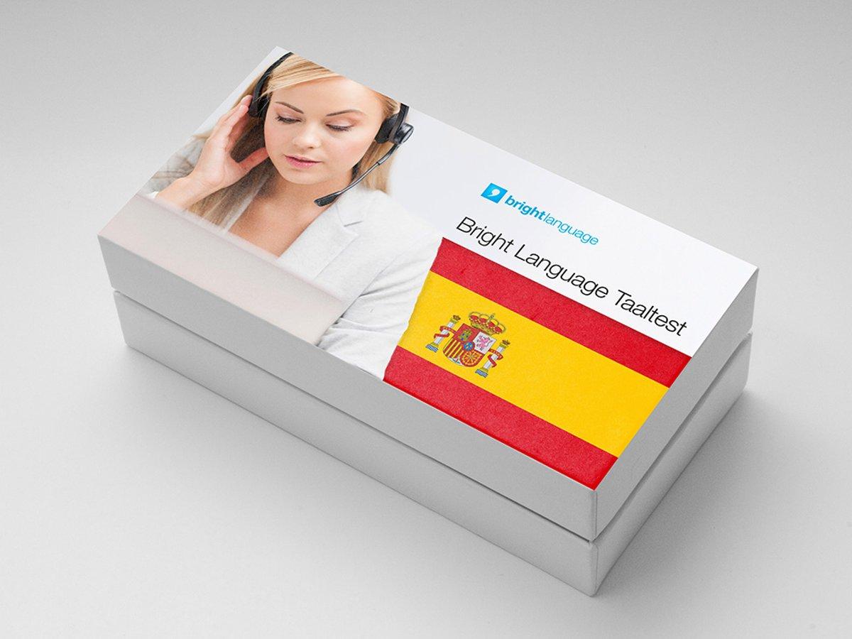 Bright Language Taalassessment - Spaans kopen